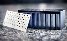 Heatsink met interface materiaal
