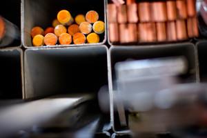 Deltour heeft standaard een ruime voorraad ruwe materialen waardoor wij vaak snel kunnen leveren.