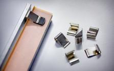 Heatsink clip systeem