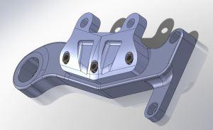 CAD tekening product design