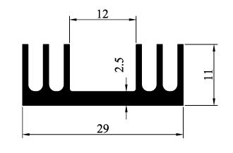 DEF14 heatsink Deltour. Bekijk complete aanbod geëxtrudeerde of bijzondere heatsinks en bewerkingen. Vrijwel alle heatsinks op voorraad. ISO 9001 certified